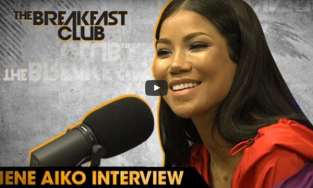 Jhene Aiko x The Breakfast Club: Talks 'Maniac,' Collaborating With & Dating Big Sean, Being a Battle Rapper, Infidelity, Her Ex Dot Da Genius (Video)