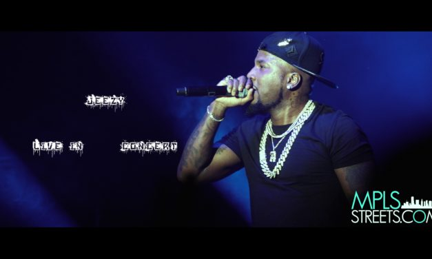 Jeezy Live At Target Center Part 1 – (Dir By @FellaFellz) #MPLSstreets