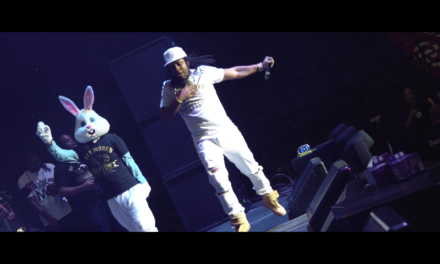 DB Tha Rasta Vlog 1  (Target Center & Prive Performance)