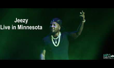 Jeezy Live In Minneosta Part 2 Dir By @FellaFellz #Mplsstreets