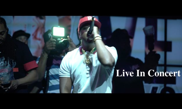 DB Tha Rasta X Boosie Badazz – Live in Concert (video)