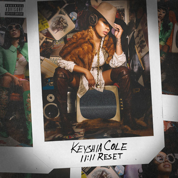 Keyshia Cole – 11:11 Reset (Album Stream)