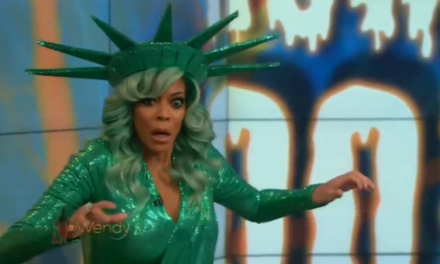 Wendy Williams Passes Out On Live Television (Video)