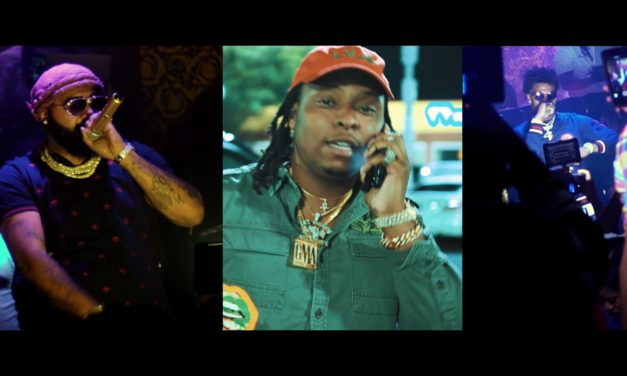 DB Tha Rasta – ATL VLOG W/ Money Man & Lil Baby