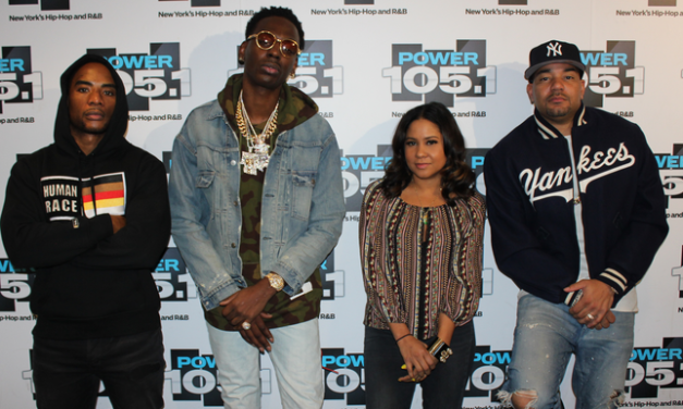 Young Dolph x The Breakfast Club: Talks Not Respecting Yo Gotti, Street Life, Fatherhood, Getting Shot, His Parents Not Being There For Him, Sidechicks (Video)