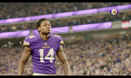 MN VIKINGS PLAY OF THE CENTURY #BringItHome